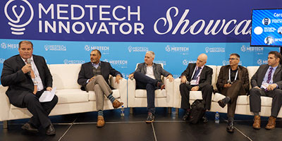 MedTech Innovator Showcase with CEO panel